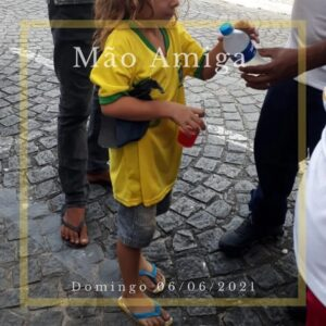 07- 06 06 2021Mão Amiga
