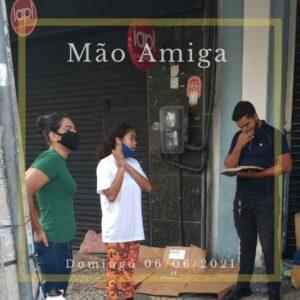 08- 06 06 2021Mão Amiga