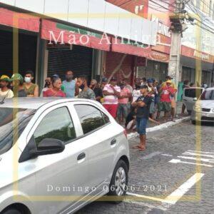 09- 06 06 2021Mão Amiga